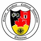 GCCA: German-Canadian Cultural Association (Edmonton)